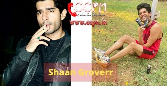 How to contact Shaan Groverr