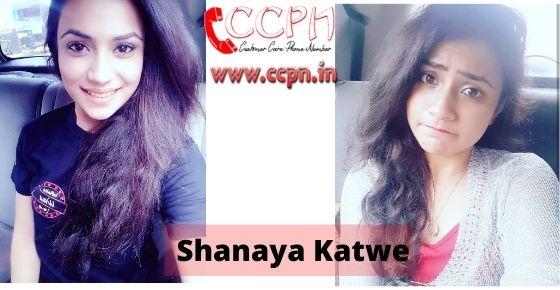How to contact Shanaya Katwe