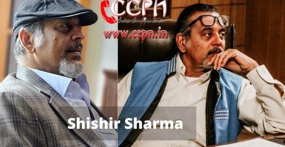 How to contact Shishir-Sharma