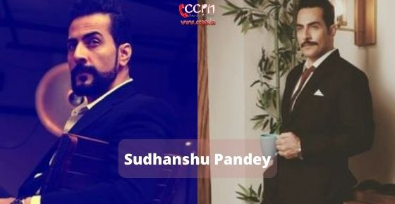 How to contact Sudhanshu Pandey