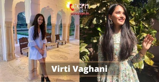 How to contact Virti-Vaghani