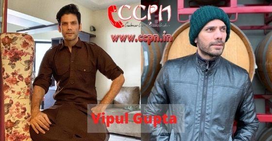 How to contact Vipul-gupta
