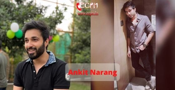 How to contact Ankit Narang