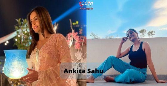 How to contact Ankita Sahu