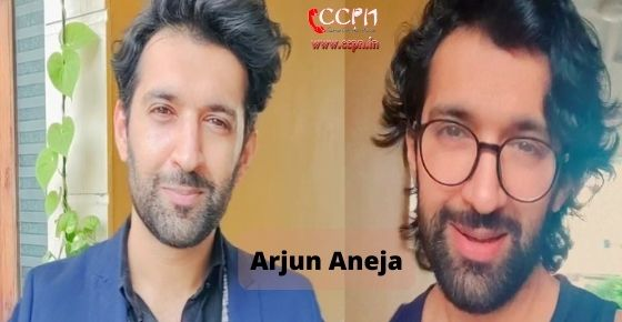 How to contact Arjun Aneja