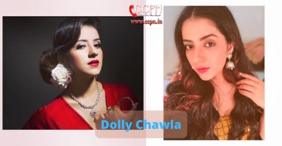 How to contact Dolly Chawla