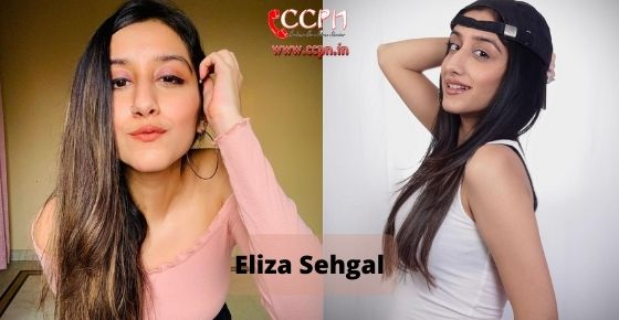 How to contact Eliza Sehgal