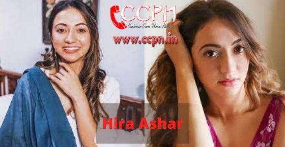 How to contact Hira-Ashar