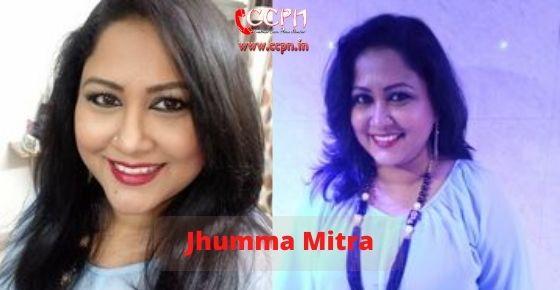 How to contact Jhumma-Mitra