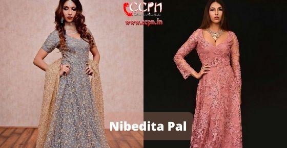 How to contact Nibedita Pal