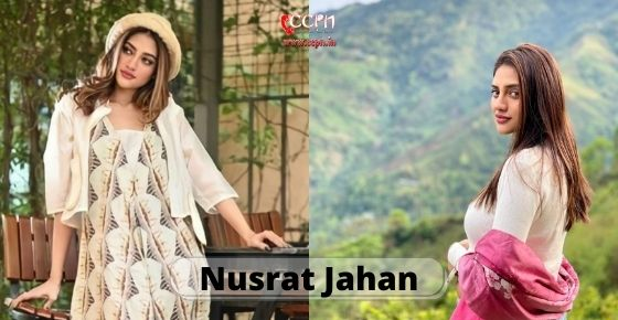 How to contact Nusrat-Jahan