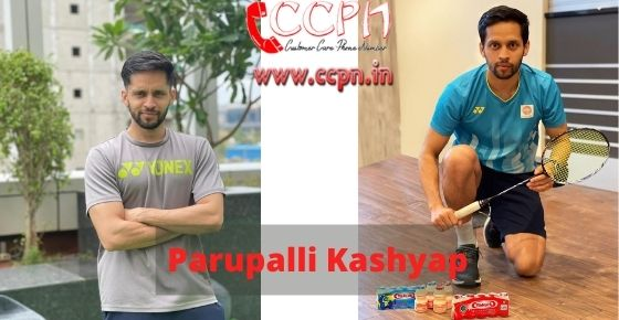 How to contact Parupalli-Kashyap