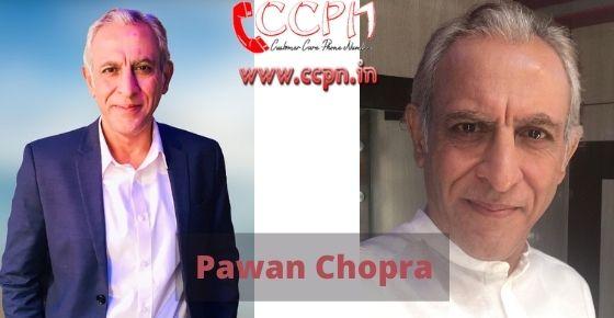 How to contact Pawan-Chopra