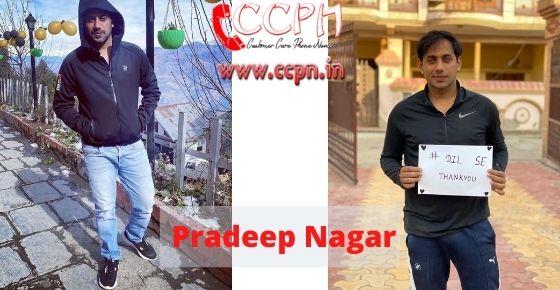 How to contact Pradeep-Nagar