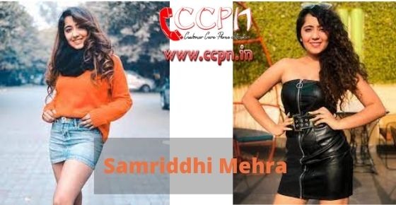 How to contact Samriddhi-Mehra