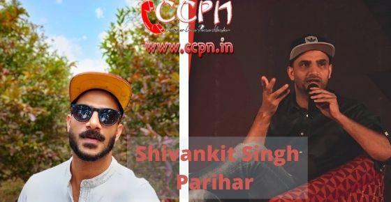 How to contact Shivankit-Singh-Parihar