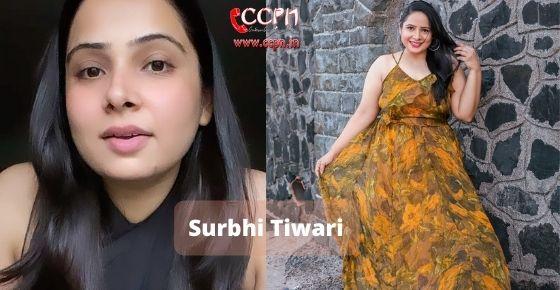 How to contact Surbhi-Tiwari