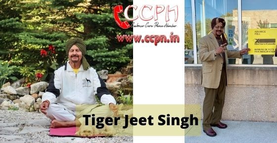 How to contact Tiger-Jeet-Singh