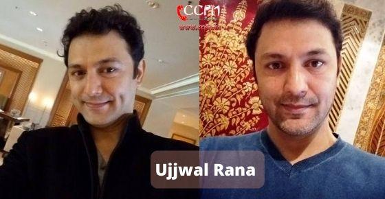 How to contact Ujjwal Rana