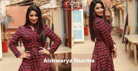 How to contact Aishwarya Sharma