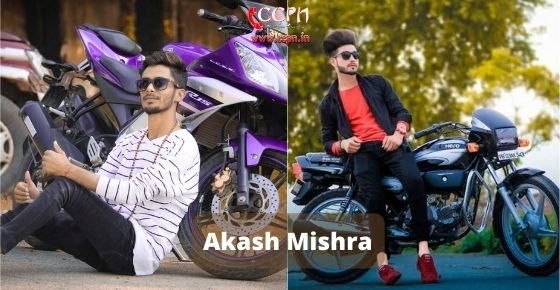 How to contact Akash Mishra