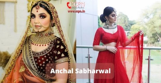 How to contact Anchal Sabharwal