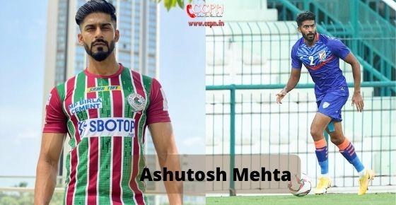 How to contact Ashutosh Mehta