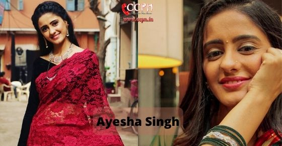 How to contact Ayesha Singh