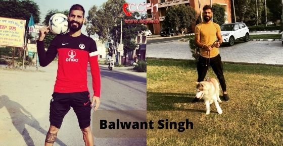 How to contact Balwant Singh