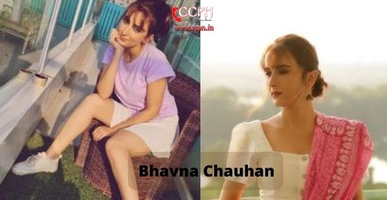 How to contact Bhavna Chauhan