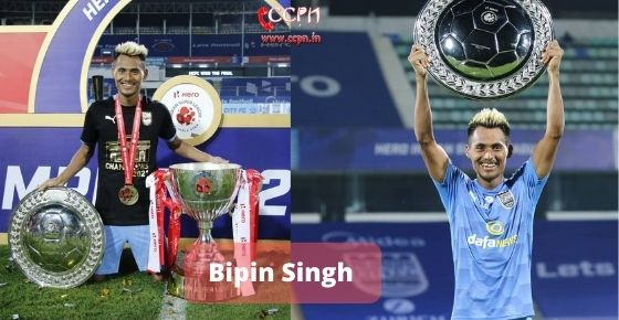 How to contact Bipin Singh