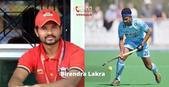 How to contact Birendra Lakra