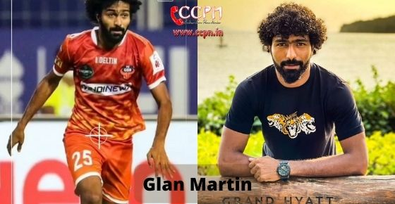 How to contact Glan Martin