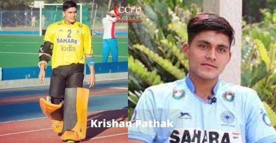 How to contact Krishan Pathak