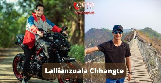 How to contact Lallianzuala Chhangte