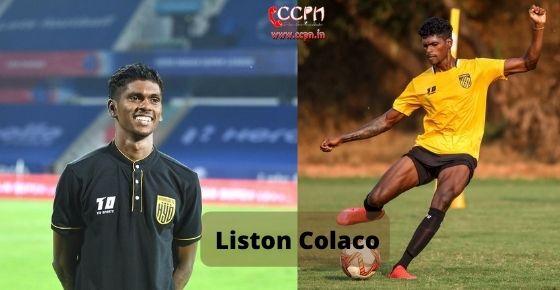 How to contact Liston Colaco
