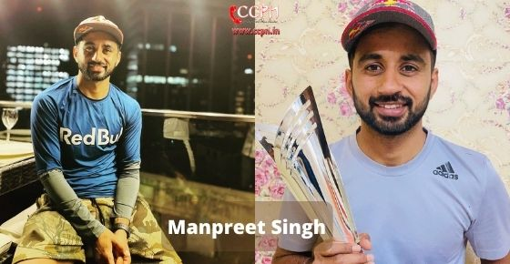 How to contact Manpreet Singh