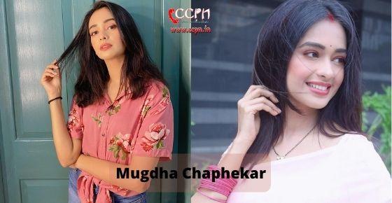How to contact Mugdha Chaphekar