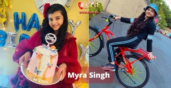 How to contact Myra Singh