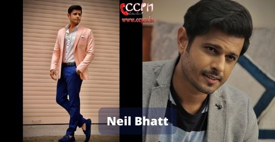 How to contact Neil Bhatt
