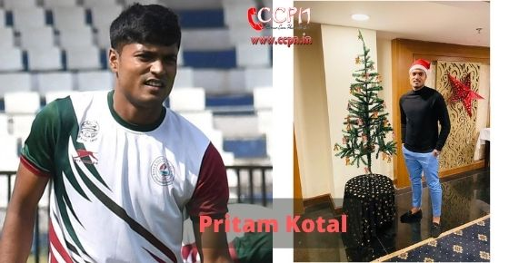 How to contact Pritam Kotal