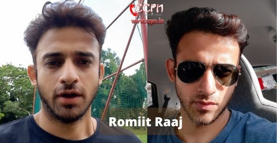 How to contact Romiit Raaj