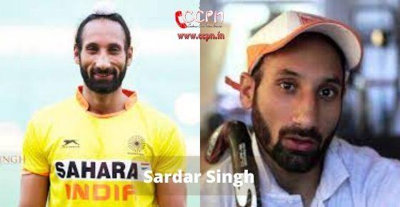 How to contact Sardar Singh