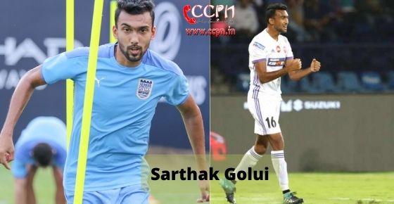 How to contact Sarthak Golui