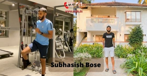 How to contact Subhasish Bose