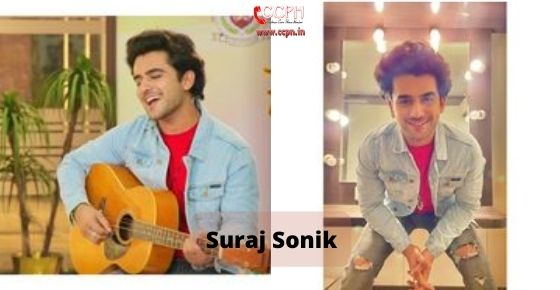 How to contact Suraj Sonik