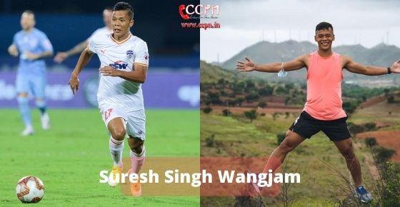 How to contact Suresh Singh Wangjam