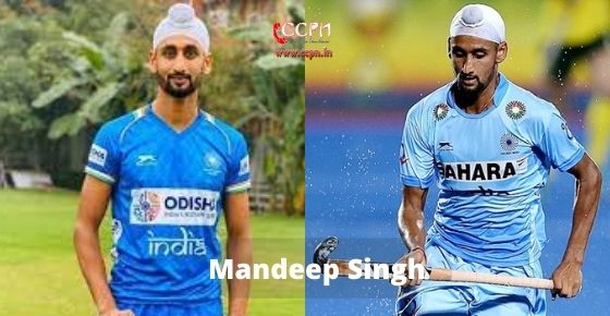 How to contact Mandeep Singh
