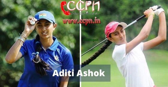 How to contact Aditi-Ashok
