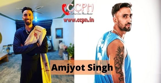 How to contact Amjyot-Singh